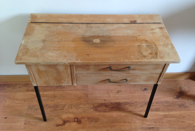 relooking,customisation,diy, travailleuse, meuble vintage,décoration, restauration, meuble, vintage, furniture, tricoteuse