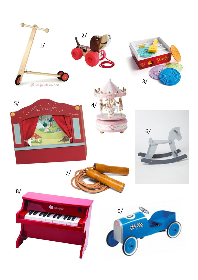 jouets, vintage, shopping, brocante, Noël